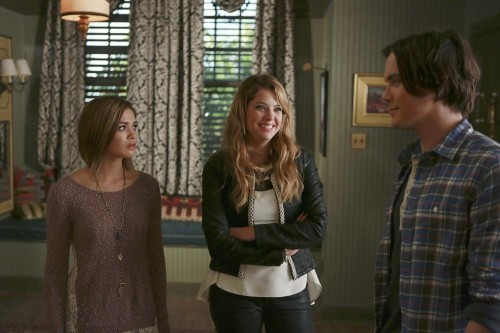 NICOLE GALE ANDERSON, ASHLEY BENSON, TYLER BLACKBURN