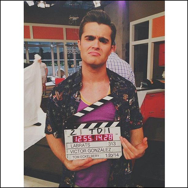 Spencer Boldman Instagram
