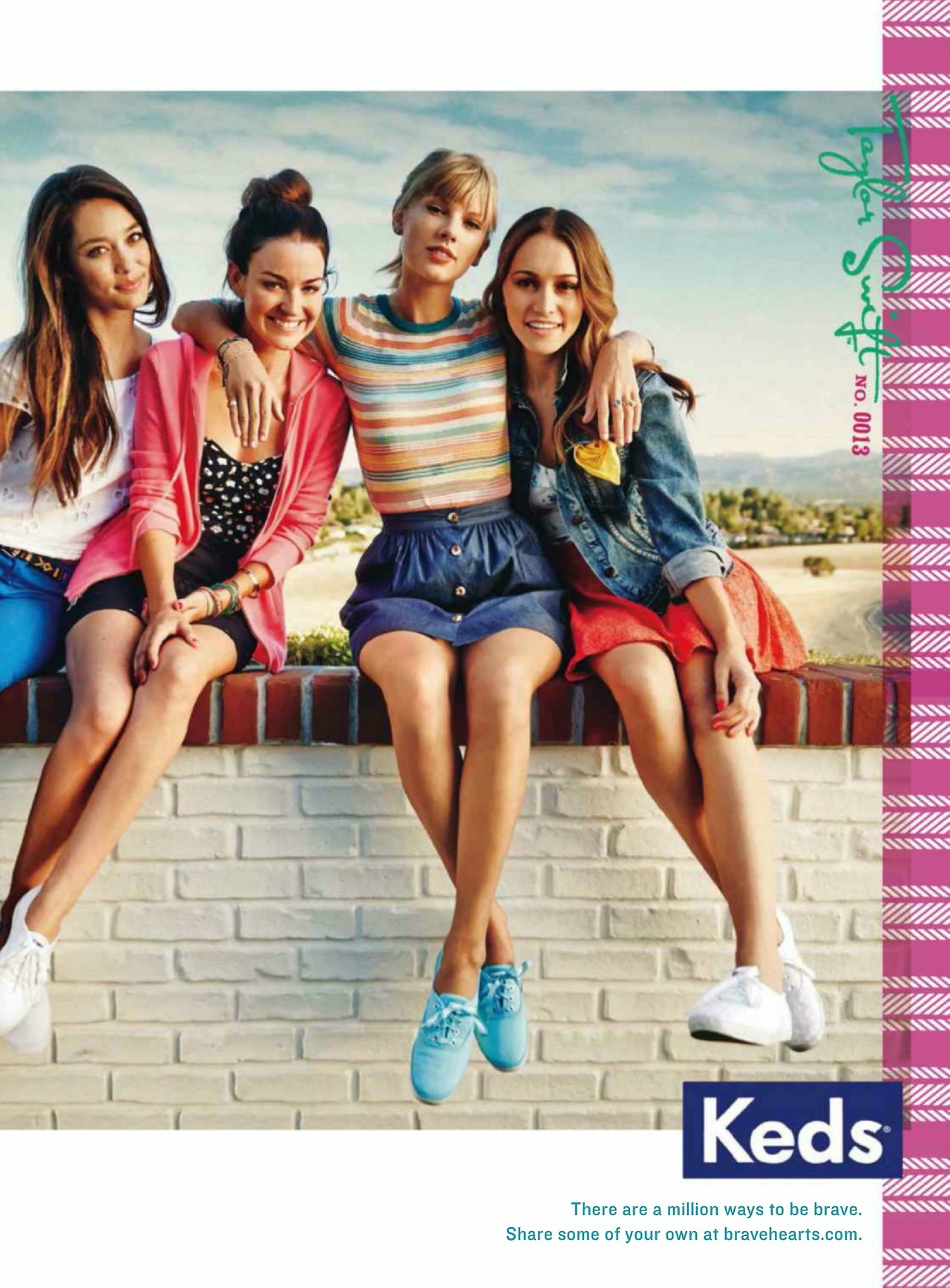 We Love The Taylor Swift For Keds Collection U2014 You Can Check Out The Latest  Line Here, Which Features An Awesome Mix Of Different Patterns And Textures  ...