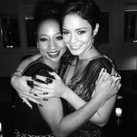Monique Coleman + Vanessa Hudgens