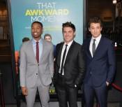 With Michael B. Jordan and Miles Teller