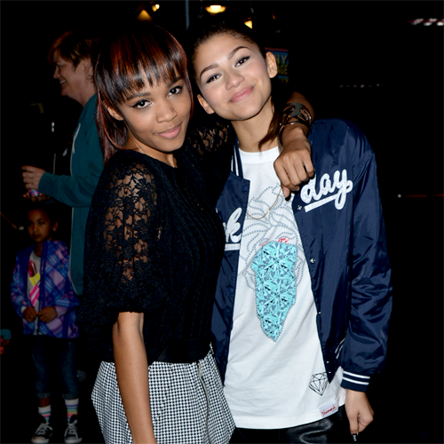 Zendaya Coleman Brothers And Sisters Zendaya Attends Lauryn...