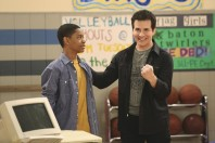 TYREL JACKSON WILLIAMS, HAL SPARKS