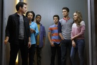 HAL SPARKS, ANGEL PARKER, TYREL JACKSON WILLIAMS, BILLY UNGER, SPENCER BOLDMAN, KELLI BERGLUND