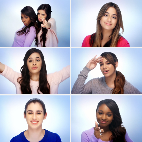 "Fifth Harmony - Clean & Clear ""See The Real Me"""