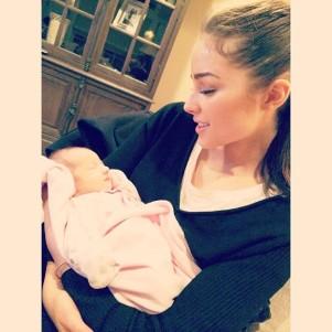 @oliviaculpo: I got to meet this beautiful angel today.. Alena Rose Jonas. Congrats @daniellejonas @kevinjonas