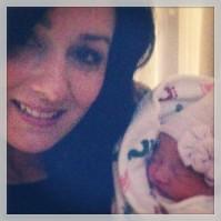 @denisejonas: This is Love #granddaughter Alena Rose