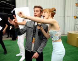 With Austin North