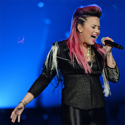 Demi Lovato - Sunrise, FL - Stage