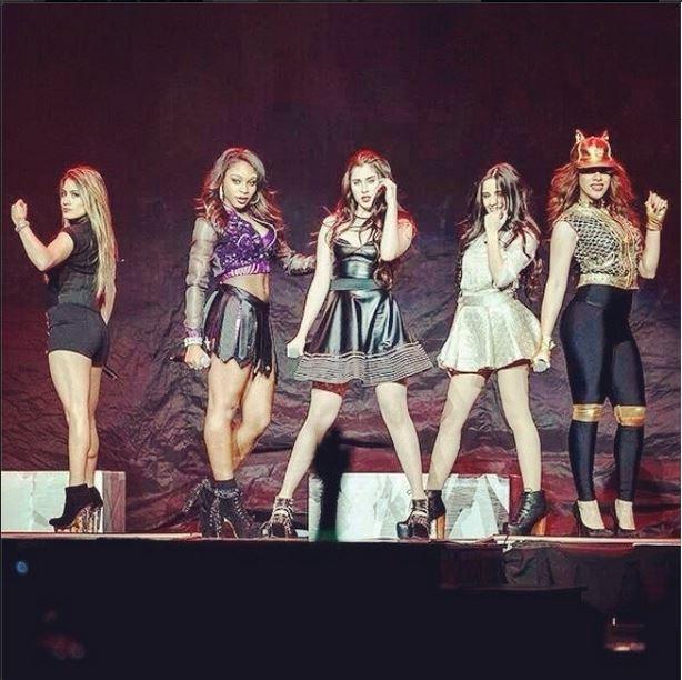Fifth Harmony Theatre Tour