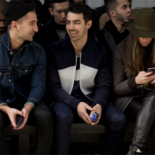 Joe Jonas, General Idea Fall 2014