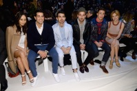 With Cara Santana, Jesse Metcalfe, Steven Taylor, Colton Haynes, and Bella Thorne
