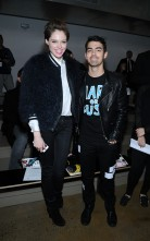 With Coco Rocha