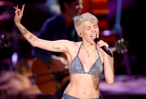 Miley Cyrus, 'MTV Unplugged'