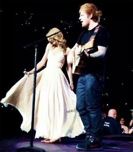 Taylor Swift + Ed Sheeran, Berlin