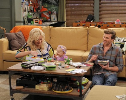 MELISSA PETERMAN, TWINS EMBER AND HARPER HUSAK, DEREK THELER