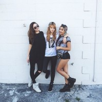 With Alexus Shefts + Amber Asaly