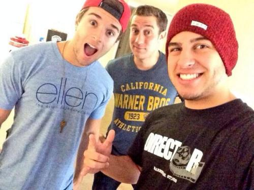 jake miller joey gandolfo edgar esteves