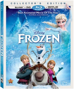 FROZEN Box Art