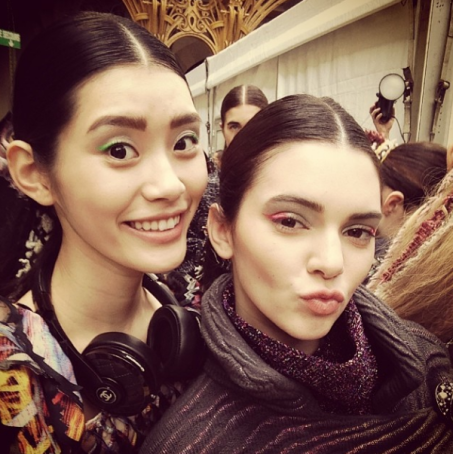 With Ming Xi
