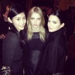 With Ming XI and Sigrid Agren