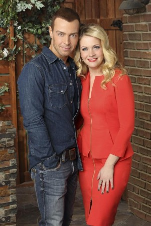 JOEY LAWRENCE, MELISSA JOAN HART