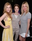 With Leslie Mann and Cameron Diaz