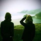 karliekloss: woah, what a view huh?