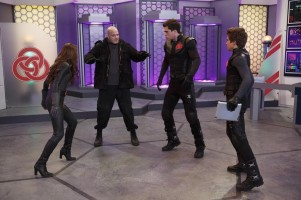 KELLI BERGLUND, GRAHAM SHIELS, SPENCER BOLDMAN, BILLY UNGER