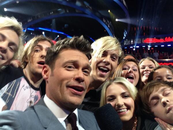 Cat American Idol r5 Took Fox's American Idol by