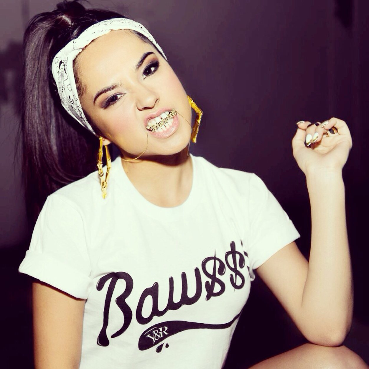 Is there something you would like to ask Becky G? No problem! Becky G's ready to answer any questions you might have for her! To ask your question, ...