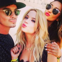 @itsashbenzo: iii. Hippest party in the desert! Thanks @McDonalds
