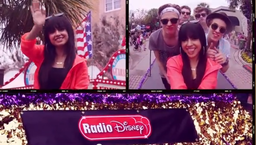 radio disney becky g the vamps