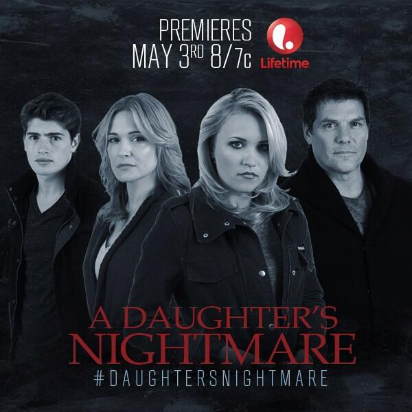 Emily Osment Stars In 'A Daughter's Nightmare' May 3rd On ...