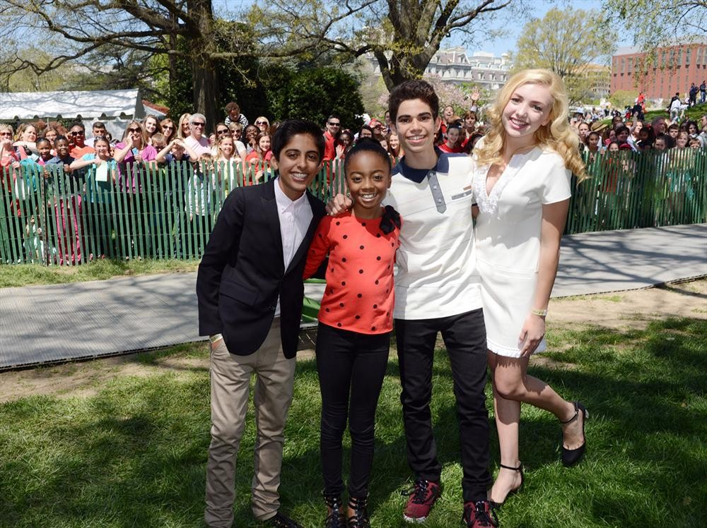 Jessie Cast Has Fun At The White House–Pics Here ...