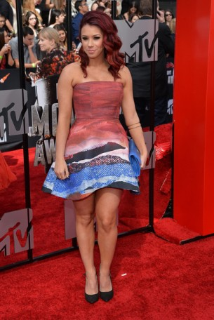 Jillian+Rose+Reed+Arrivals+MTV+Movie+Awards+_tXYdBLTa8sl