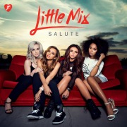 Little Mix, 'Salute' Album Cover