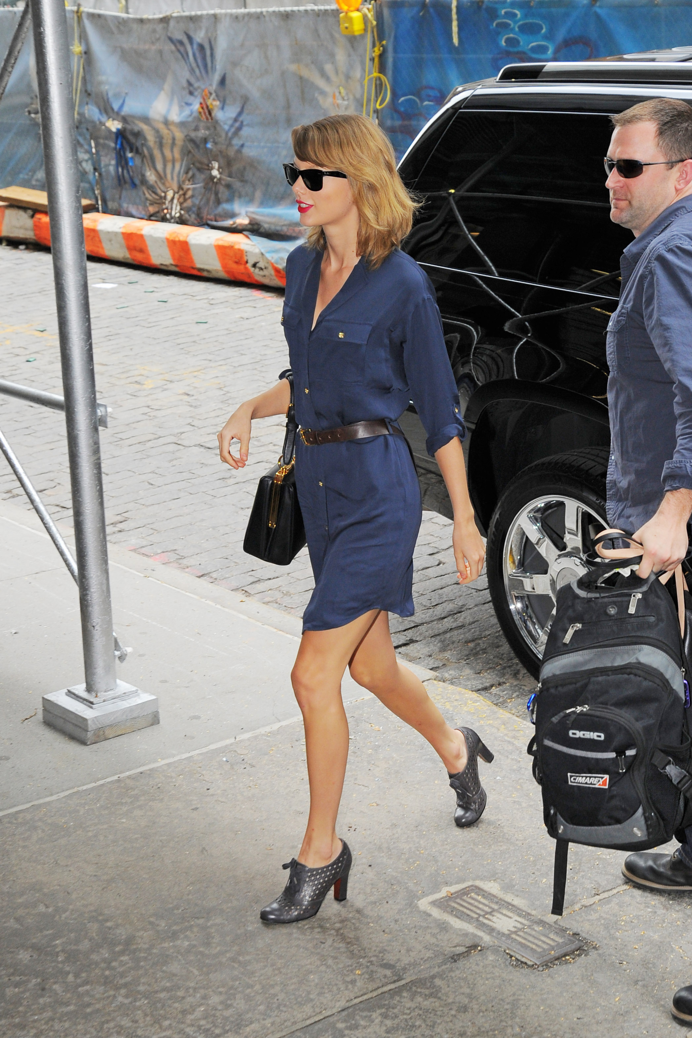 Taylor Swift Dresses Up For Gym Date With Karlie Kloss In NYC — Check Out  All The Pics! – TeenInfoNet a08ef00de799e
