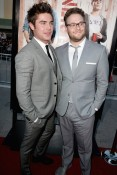 With Seth Rogen