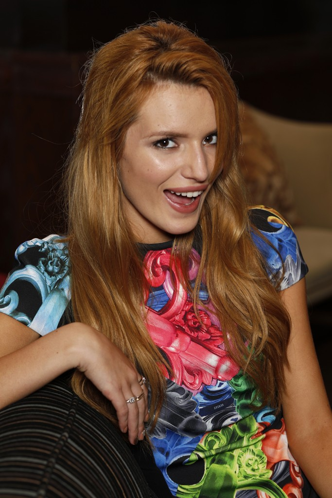 Bella Thorne Talks 'Blended', Fashion, & More With WWD ...