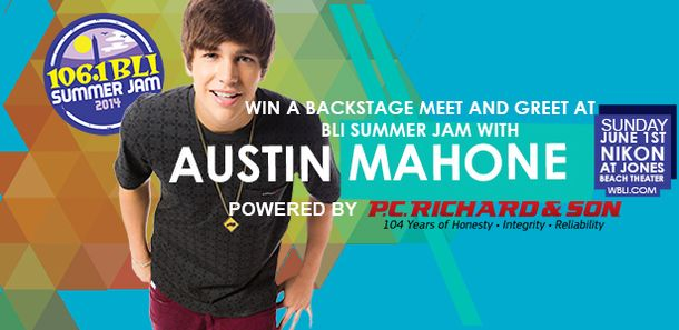 austin mahone meet and greet tickets 2014 ny