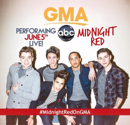 midnight red gma