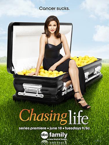 Chasing Life Key Art