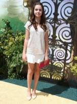 The premiere of 'Legends Of Oz: Dorothy's Return' at Regency Village Theatre on May 3, 2014 in Westwood, California.