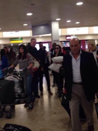Demi Heathrow 3