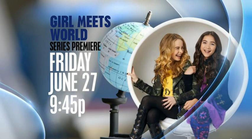 Eric Matthews And Mr. Feeny Make Their Return In The Season 2 Trailer For 'Girl Meets World'