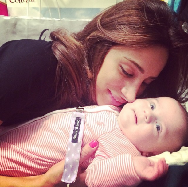 danielle jonas makes baby jonas laugh hysterically after