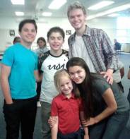 Paris_Berelc_(_Mighty_Med),_Ryan_Ochoa,(_I'Carly,_Pair_of_Kings)_ZachCallison(_Sophie's_First),_and_Kenton_Duty_(Shake