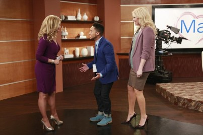 MARY HART, TAHJ MOWRY, MELISSA PETERMAN