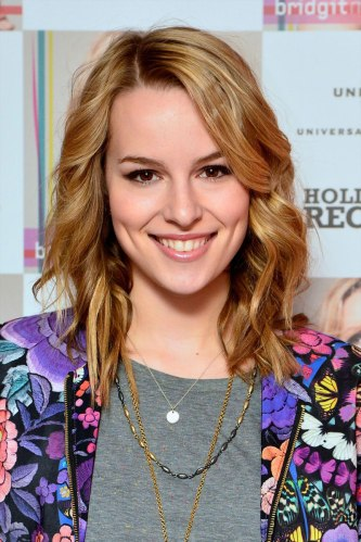 BRIDGIT MENDLER at FNAC Store